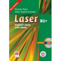 Laser 3rd Ed. B1+ SB + CD-ROM & eBook