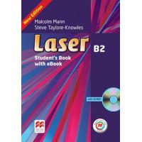 Laser 3rd Ed. B2 SB + CD-ROM & eBook