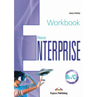 New Enterprise B2+/C1 WB + Rev. Listening & DigiBooks Apps (SB+WB)