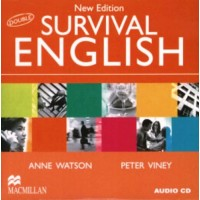 Survival English New Ed. Cl. CD