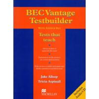 Testbuilder BEC Vantage + CD