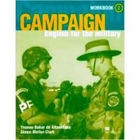 Campaign 2 WB + CD (pratybos)
