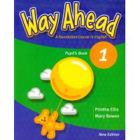New Way Ahead 1 SB + CD-ROM Pack