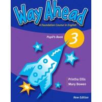 New Way Ahead 3 SB + CD-ROM Pack