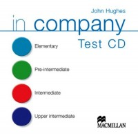 In Company All Levels Test CD