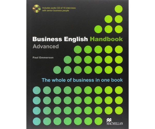 Business English Handbook Advanced + CD