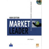 New Market Leader Up-Int. Practice File + CD