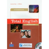 Total English Int. SB + DVD