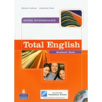 Total English Up-Int. SB + DVD