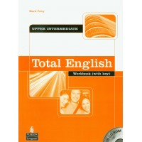 Total English Up-Int. WB + Key & CD-ROM