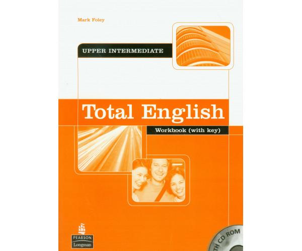 Total English Up-Int. WB + Key & CD-ROM