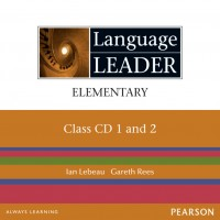 Language Leader Elem. Cl. CD