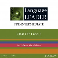 Language Leader Pre-Int. Cl. CD