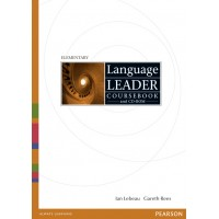 Language Leader Elem. SB + CD-ROM