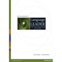 Language Leader Pre-Int. SB + CD-ROM