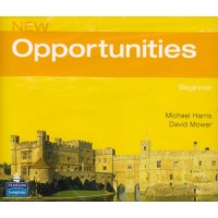 New Opportunities Beginner Cl. CD