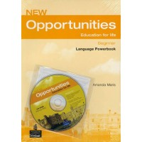 New Opportunities Beginner WB + CD-ROM