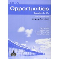 New Opportunities Pre-Int. WB + CD-ROM