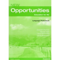 New Opportunities Int. WB + CD-ROM