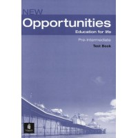 New Opportunities Pre-Int. Tests + CD