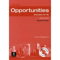 New Opportunities Elem. TB + CD-ROM