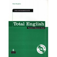 Total English Pre-Int. TRB + Multi-ROM