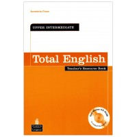 Total English Up-Int. TRB + Multi-ROM