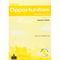 New Opportunities Beginner TB + CD-ROM