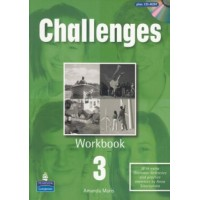 Challenges 3 WB + CD-ROM