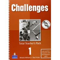 Challenges 1 TB + CD-ROM
