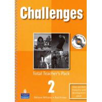 Challenges 2 TB + CD-ROM