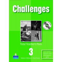 Challenges 3 TB + CD-ROM