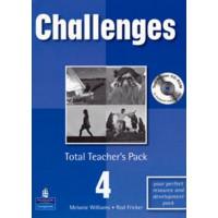 Challenges 4 TB + CD-ROM