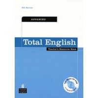 Total English Adv. TRB + Multi-ROM