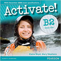 Activate! B2 Cl. CD
