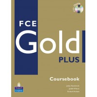 First Certificate Gold Plus SB + CD-ROM