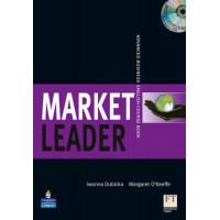 New Market Leader Adv. SB + CD-ROM & CD