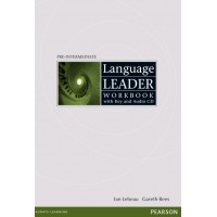 Language Leader Pre-Int. WB + Key & CD