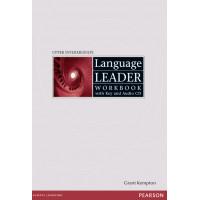 Language Leader Up-Int. WB + Key & CD