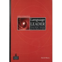 Language Leader Up-Int. TB + CD-ROM