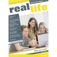 Real Life Up-Int. TB Handbook