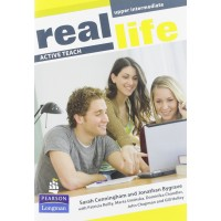 Real Life Up-Int. Active Teach