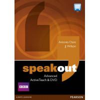 Speakout Adv. Active Teach