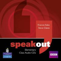 Speakout Elem. Cl. CD
