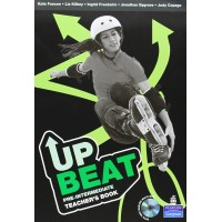 Upbeat Pre-Int. TB + Multi-ROM