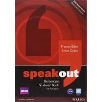 Speakout Elem. SB + DVD/Multi-ROM