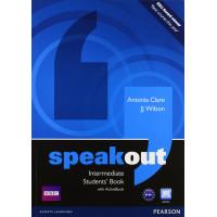 Speakout Int. SB + DVD/Multi-ROM