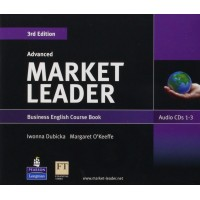 Market Leader 3rd Ed. Adv. Cl. CD
