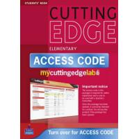 Cutting Edge 3rd Ed. Elem. SB + DVD & MyLab
