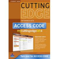 Cutting Edge 3rd Ed. Int. SB + DVD & MyLab